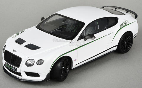 Almost Real Bentley Continental GT3 R - 2015 - White 1/18