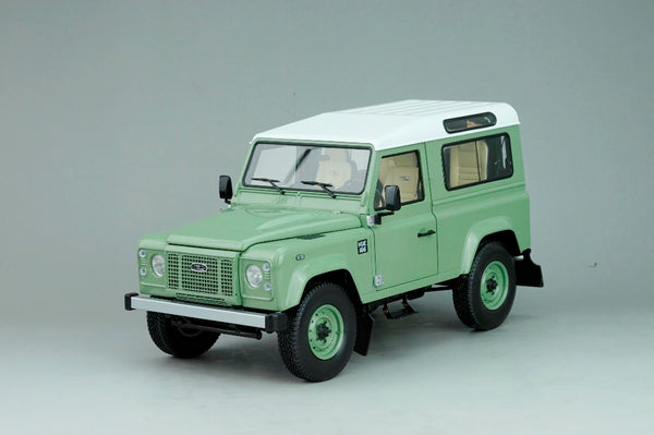 Land Rover Defender 90 Heritage Edition - 2015
