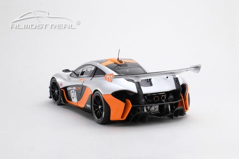 Almost Real McLAREN P1 GTR Pebble Beach California Design Concept - 2015 1/18