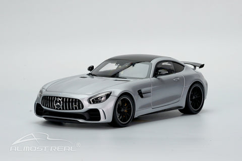 Almost Real Mercedes-AMG GT R - 2017 - Iridium Silver 1/18