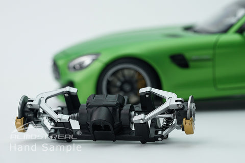 Almost Real Mercedes-AMG GT R - 2017 - AMG Green Hell Magno 1/18