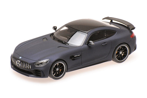Almost Real Mercedes-AMG GT R - 2017 - Leather Matt Blue 143