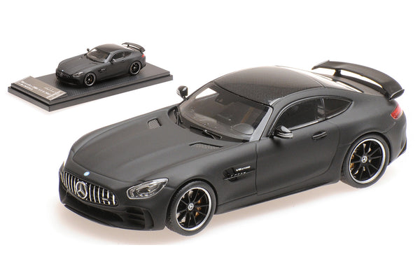 Almost Real Mercedes-AMG GT R - 2017 - Leather Matt Black 143