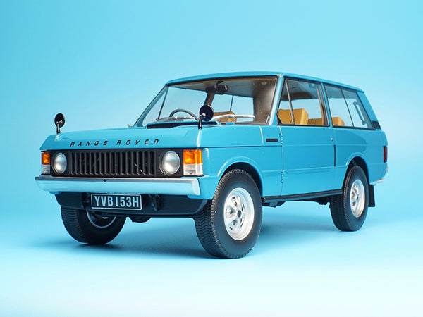 Almost Real Range Rover - 1970 - Tuscan Blue 1/18