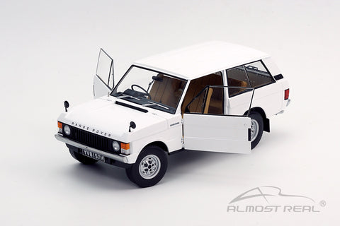 Almost Real Range Rover - 1970 - White 1/18