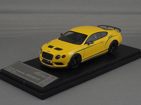 Almost Real Bentley Continental GT3 R - 2015 - Monaco Yellow 1/43