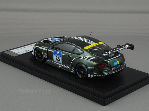 Almost Real Bentley GT3 Adac 24H Nürburgring #85 1/43