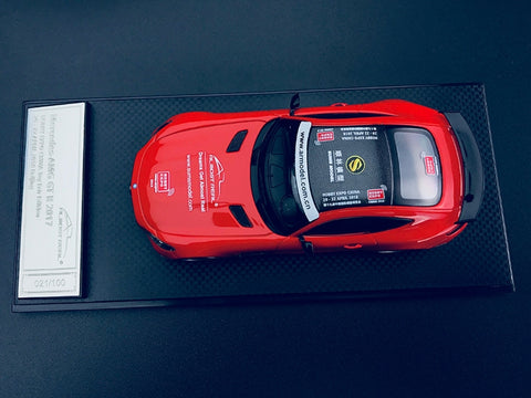 Almost Real Mercedes Benz AMG GT R - 2017 - RED 1/43