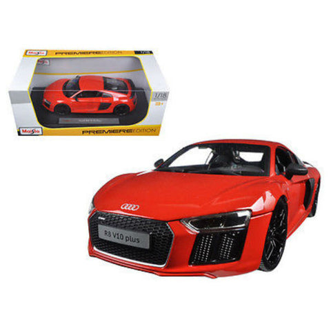 Maisto 2017 Audi R8 V10 Plus 1/18 - Hobbytoys - 2