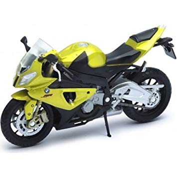 Welly BMW S1000 RR Bike 1/18