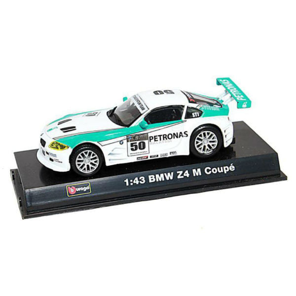 Bmw Z4 M Coupe: Bburago BMW Z4 M Coupe 1/43