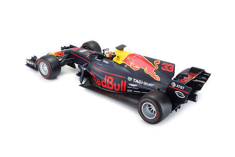 Bburago Red Bull Racing TAG Heuer RB13 (2017) Max Vestappen 1/18