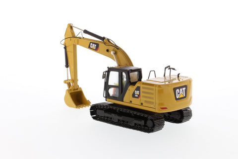 CAT 320 Hydraulic Excavator 1/50 High Line Series