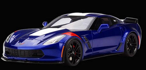 ACME 2017 Chevrolet Corvette grand sport PN-US004 resin scale 1/18