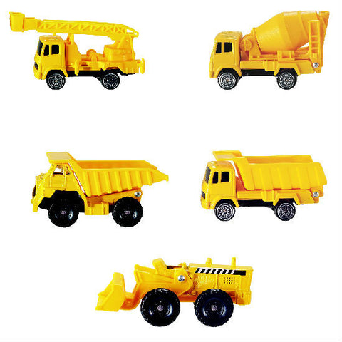 Maisto Metal Kruzers 5-Pack Die-cast Construction Vehicles Collection - Hobbytoys - 2