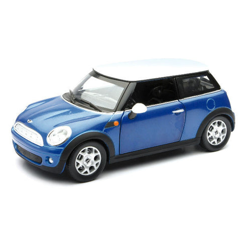 New-Ray Mini Cooper 1/24 Blue
