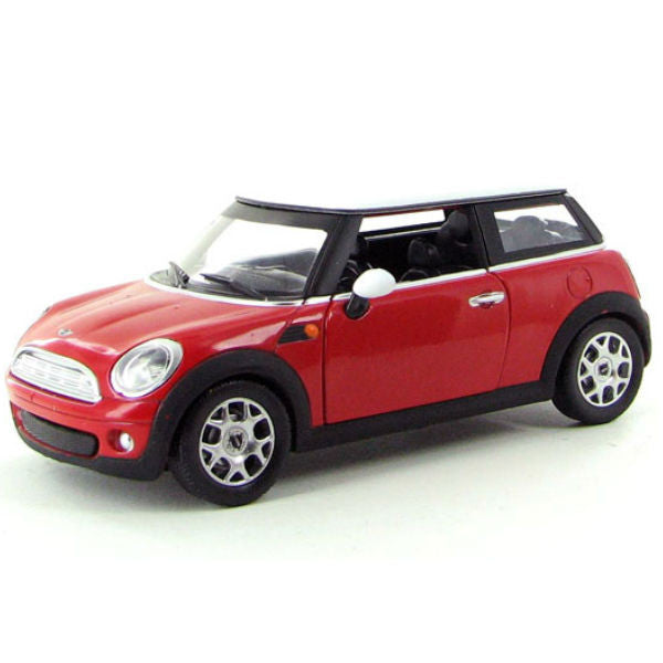 New-Ray Mini Cooper 1/24 Red