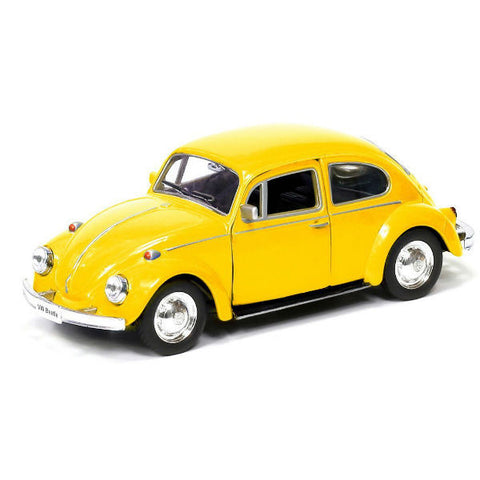 RMZ City Volkswagen Beetle Yellow - Hobbytoys