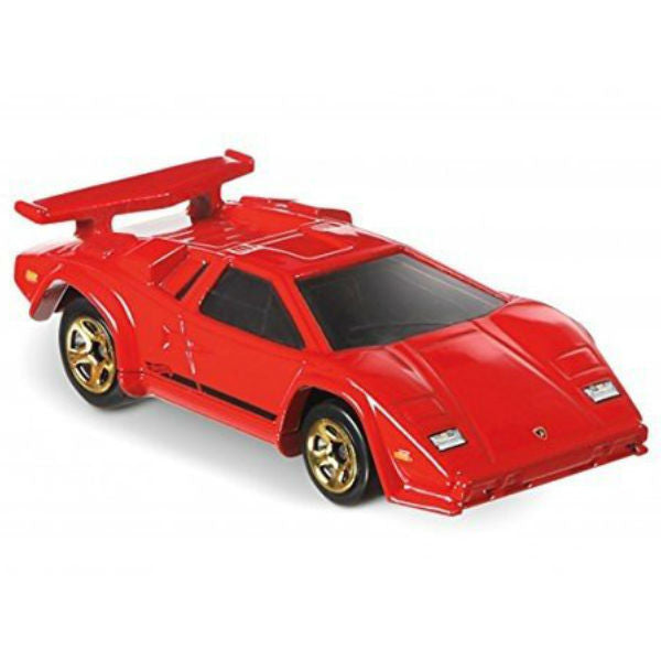 Hot Wheels Lamborghini Countach