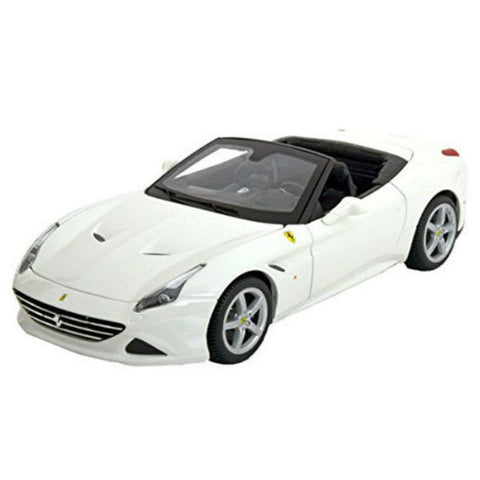 Bburago Ferrari California T Open Top 1/18 White - Hobbytoys - 1