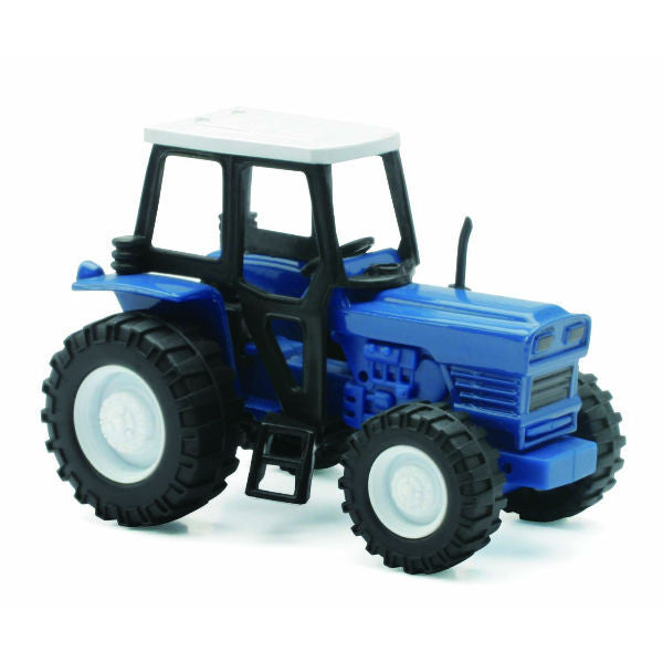 NewRay Country Life Farm Tractor Blue - Hobbytoys