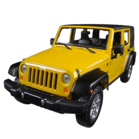 Maisto 2015 Jeep Wrangler Unlimited