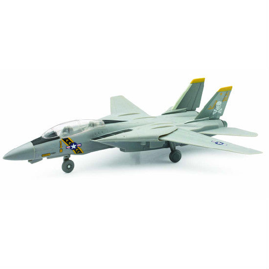 New-Ray F-14 Tomcat Aeroplane Model Aviation Collectible - Hobbytoys
