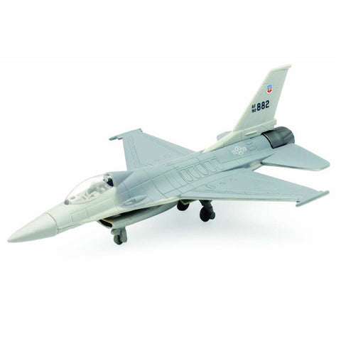 New-Ray F-16 Fighting Falcon Aeroplane Model Aviation Collectible - Hobbytoys