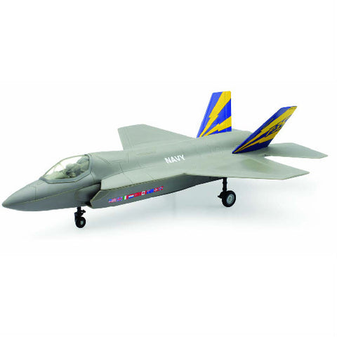 New-Ray Lockheed F-35C Lighting II Aeroplane Model Aviation Collectible - Hobbytoys
