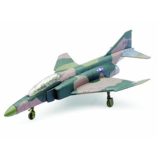 New-Ray F-4 Phantom II Aeroplane Model Aviation Collectible - Hobbytoys