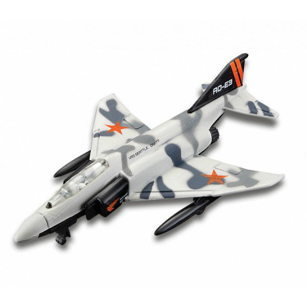 Maisto Forces Sky Squad F-4 Phantom II - Hobbytoys