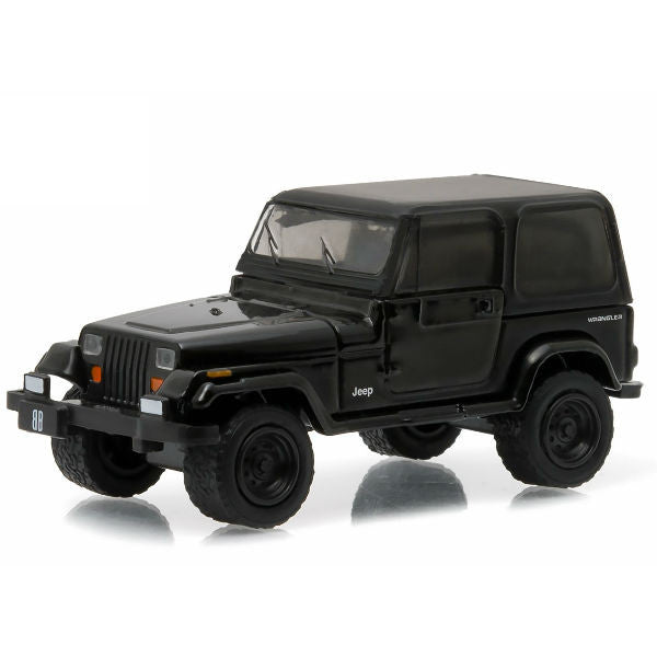 Greenlight 1994 Black Bandit Series 14 Jeep Wrangler 1/64 - Hobbytoys - 1