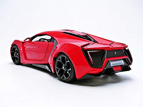 Jada Fast & Furious Lykan Hypersport 1/18