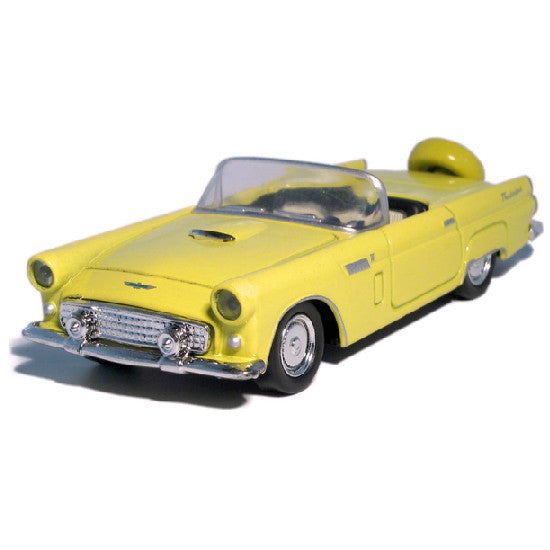 New-Ray 1956 Ford Thunderbird Die-cast Toy Model Car - Hobbytoys