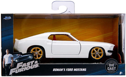 Fast & Furious Roman's Ford Mustang 1/32 by Jada