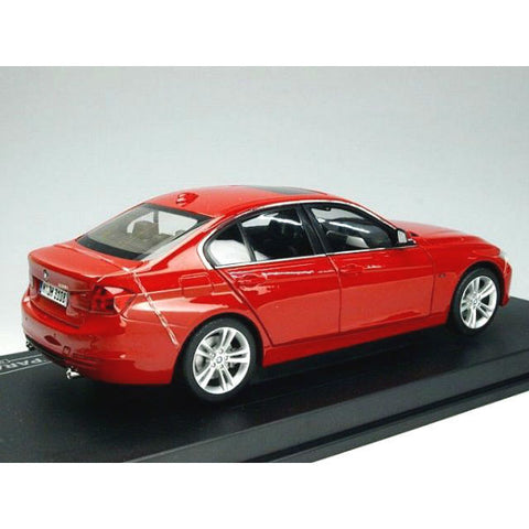 Paragon Models BMW F30 3 series Melbourne 1/18 Red - Hobbytoys - 2