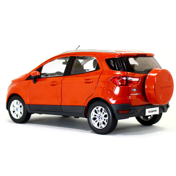 Ford Sports Car Models: Paudi Models Ford Ecosport Diecast Scale Model Car