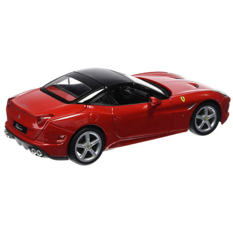 Bburago Ferrari California T Closed Top 1/18 - Hobbytoys - 2