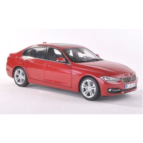 Paragon Models BMW F30 3 series Melbourne 1/18 Red - Hobbytoys - 1