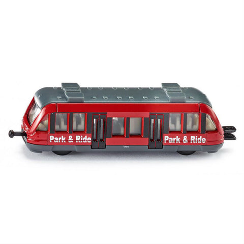 Siku Park & Ride Local Train - Hobbytoys - 2