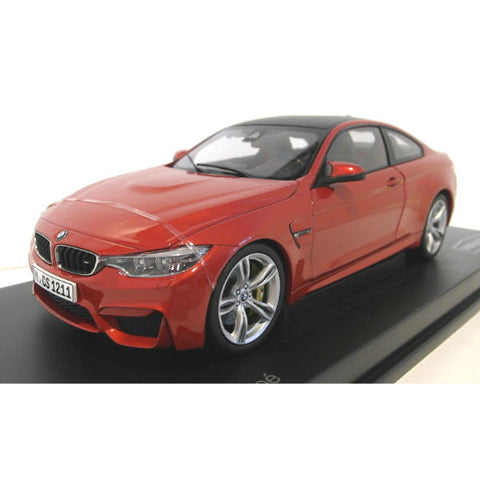 Paragon Models BMW M4 Coupe Sakhir 1/18 Orange - Hobbytoys - 1