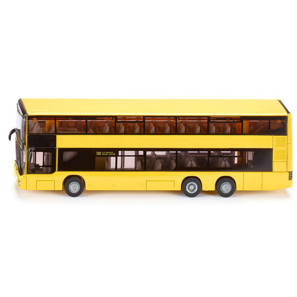 Siku Man Double-Decker City Bus - Hobbytoys - 1