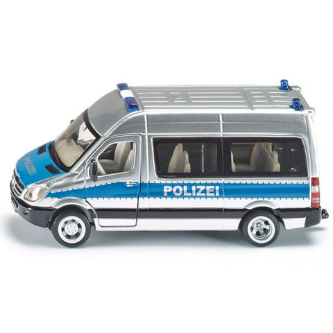 Siku Police Team Van - Hobbytoys - 2