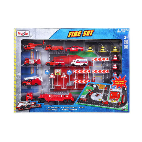 Action Toy Figure Playsets