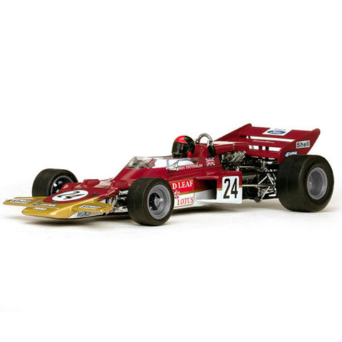 Sun Star Lotus 72C #24 Emerson Fittipaldi 1/18 - Hobbytoys - 1