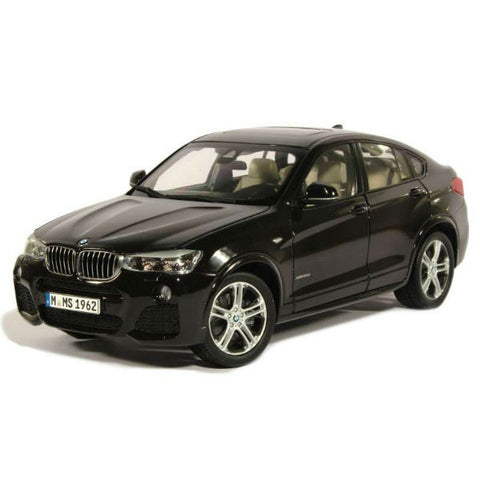 Paragon Models BMW X4 F26 1/18 Sparkling Brown - Hobbytoys - 1