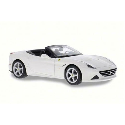 Bburago Ferrari California T Open Top 1/24 White - Hobbytoys - 2