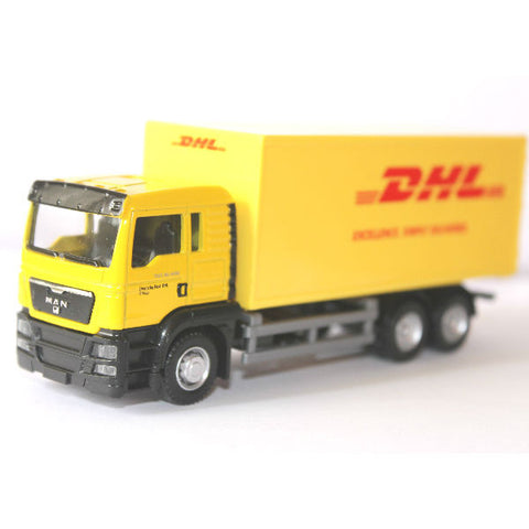 RMZ City Man TGS DHL Container Truck 1/64 - Hobbytoys - 2