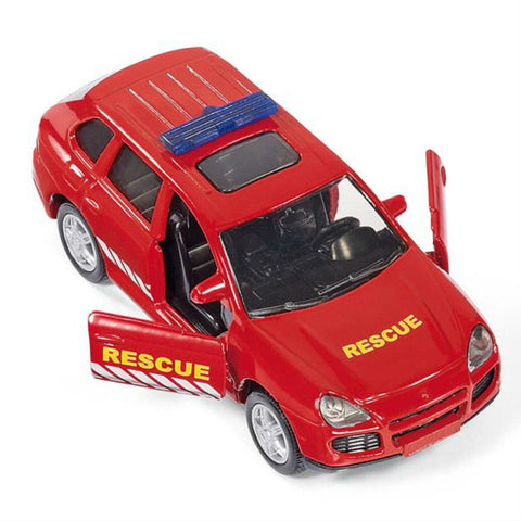 Siku Car With Trailer And Hovercraft - Hobbytoys - 4