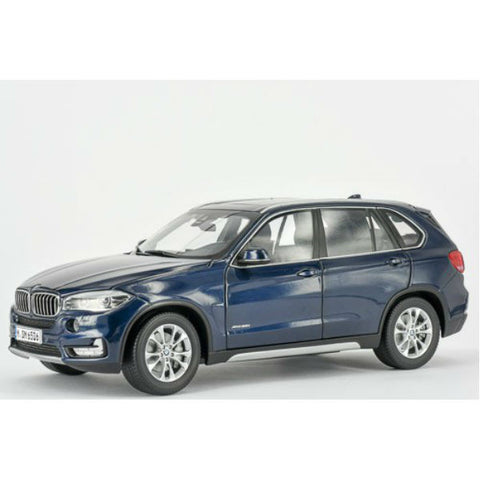 Paragon Models BMW X5 5.0i xDrive F15 1/18 Imperial Blue - Hobbytoys - 1